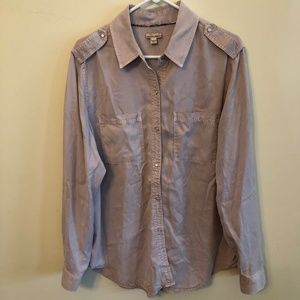 Holding Horses button up Shirt